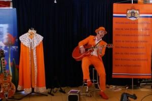 De Oranje Man