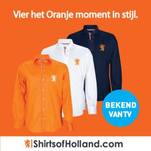 Shirts of Holland