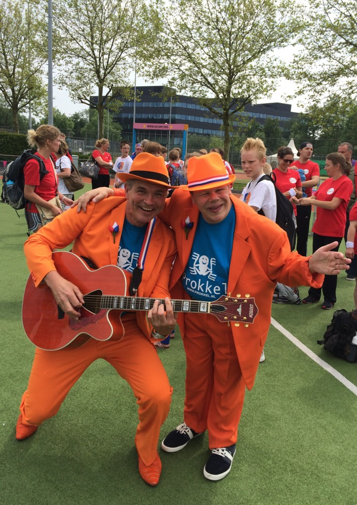 De Oranje Man & Dennie - Prokkelweek Sterrenslag