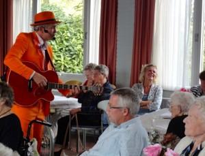 Hollandse Liedjes van Vroeger De Oranje Man Bovenkarspel 03