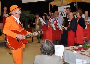 Resto van Harte De Oranje Man Vrijwilligers