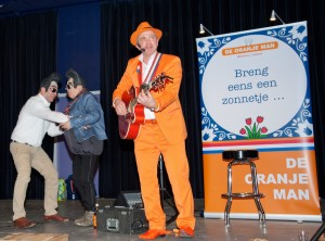 De Oranje Man  Blue Monday Rotary Doorn 2016 04