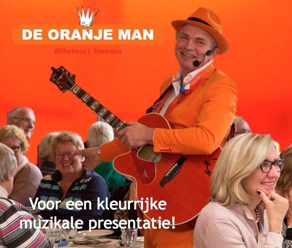 presentator-wilhelmus-de-oranje-man-voor-een-kleurrijke-muzikale-presentatie